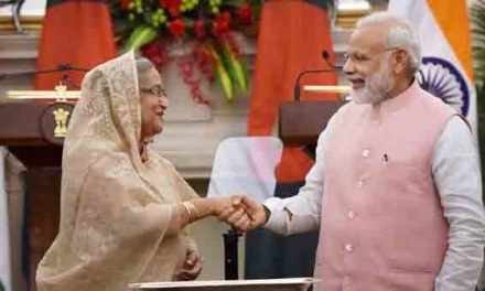 Jaitley's Dhaka visit to strengthen Indo-Bangla economic ties