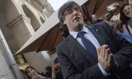 Sacked Catalan leaders appear in court