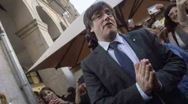 Spain moves to take control of Catalonia