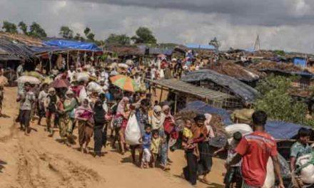 Massive humanitarian crisis in Bangladesh's Rohingya camps
