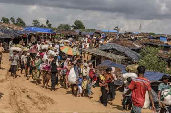 Rohingya crisis poised for massive health epidemic