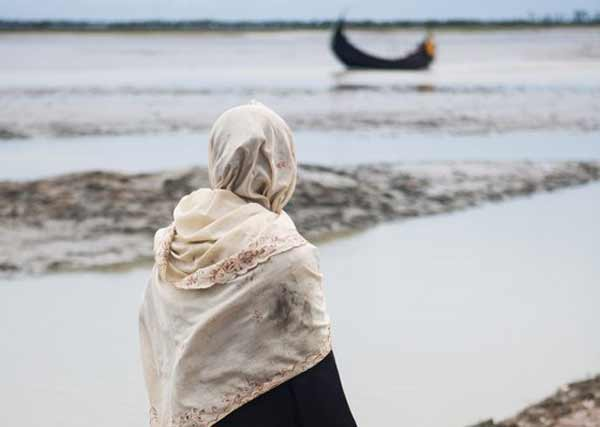 'Crimes against humanity terrorise, drive Rohingyas out'