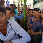 Half a million Rohingyas flee to Bangladesh