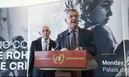 In Geneva, governments applaud Bangladesh over Rohingya issue