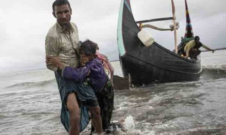 12 die as boat carrying Rohingyas capsizes off Bangladesh