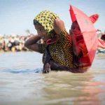 15,000 Rohingyas stranded near Bangladesh border