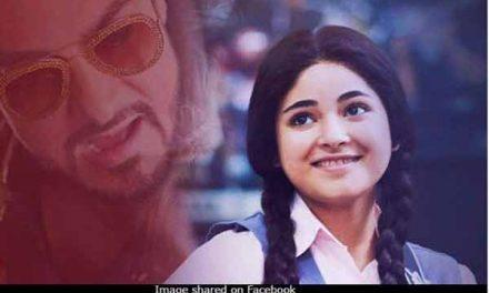 Zaira Wasim is a treat, Aamir tackles Shakti Kumaarr with glee