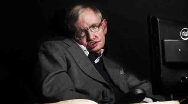Hawking's PhD gets two million views