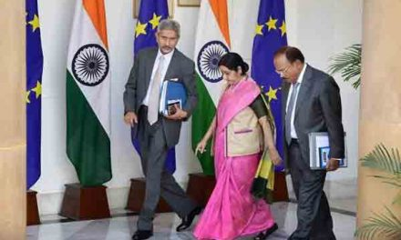 Sushma Swaraj to visit Bangladesh in third week of October
