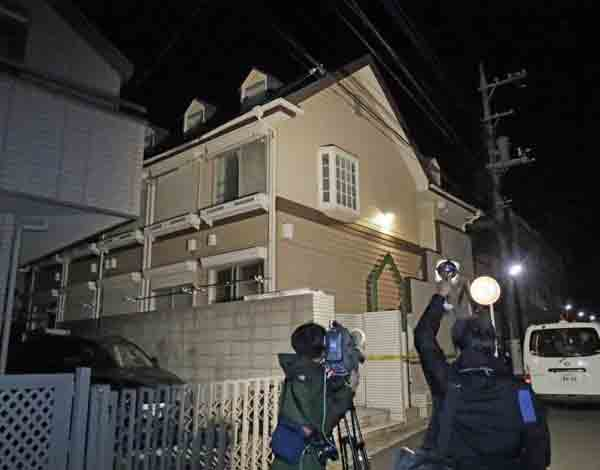 Nine dismembered bodies found in Japan