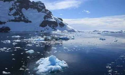 Mystery surrounds giant hole in Antarctica