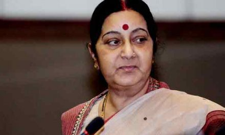 Indian external affairs minister in Dhaka, Rohingya issue on table