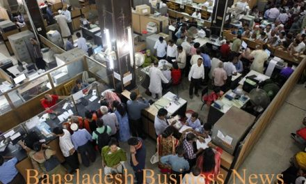 Bangladesh's private sector credit growth rebounds in May