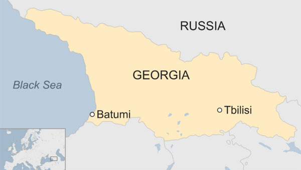 Georgia resort fire leaves 11 dead