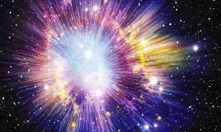 Was the Big Bang actually a big bounce?