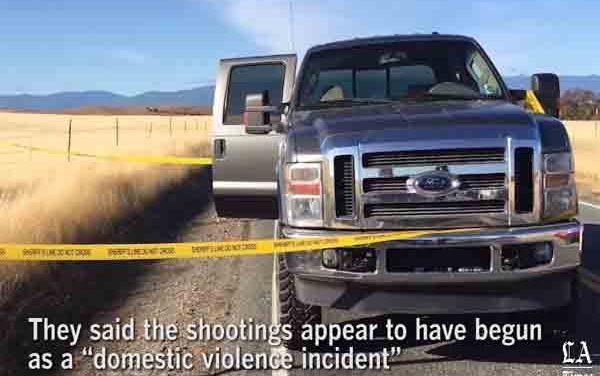5 dead after gunman sprays bullets into a California school