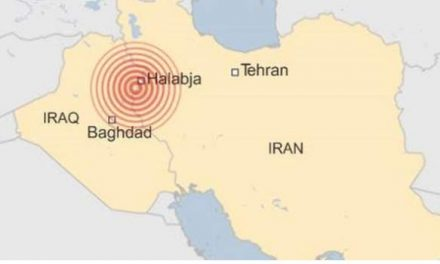 At least 140 dead, 860 injured in deadly Iran-Iraq quake