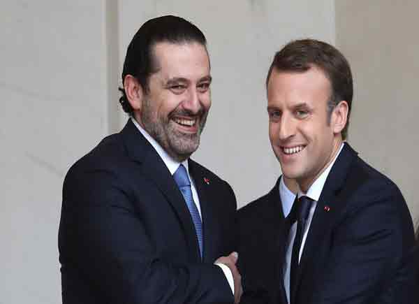 I will explain on return to Lebanon, says Saad Hariri