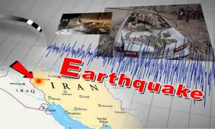 At least 214 killed as strong quake rattles western Iran