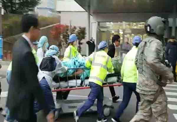 N Korea defector 'was shot five times'