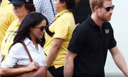 Prince Harry to marry Meghan next spring