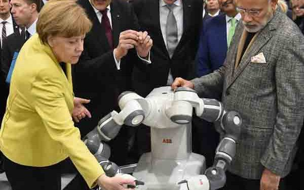 Robots to 'take 800 million jobs by2030'