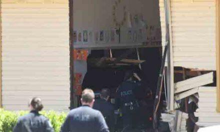 Sydney car hits classroom, killing two boys