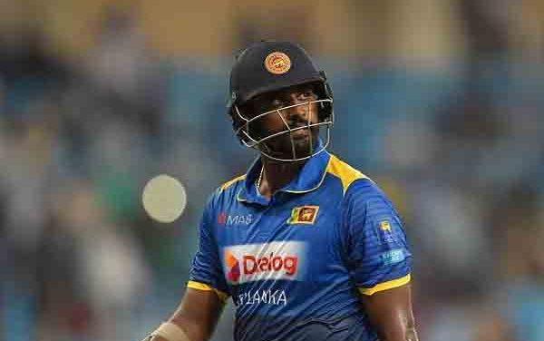 Thisara Perera named Sri Lanka's ODI captain