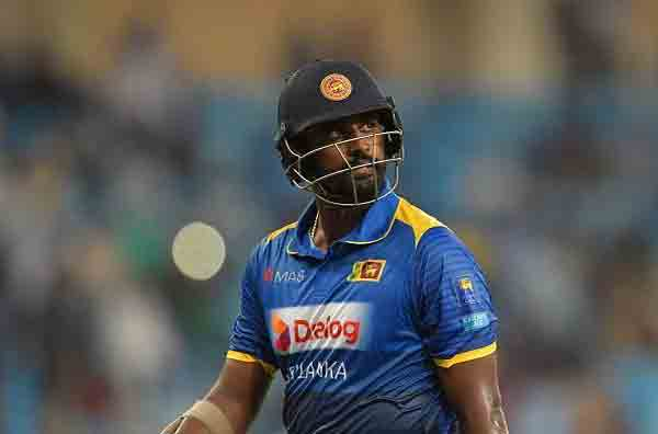 Thisara Perera named Sri Lanka's ODI captain