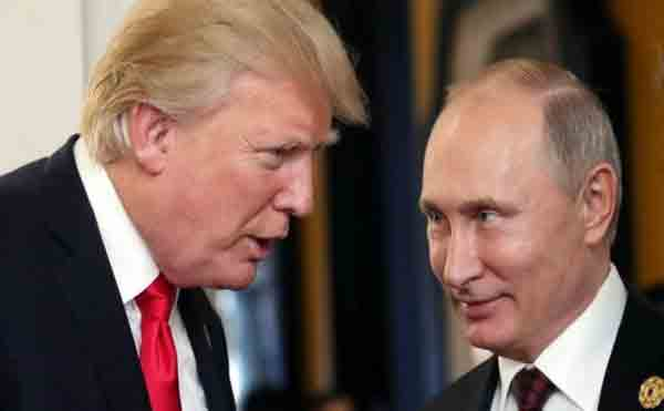 Trump: Putin and I had 'good discussions'