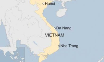 At least 27 dead as typhoon lashes Vietnam