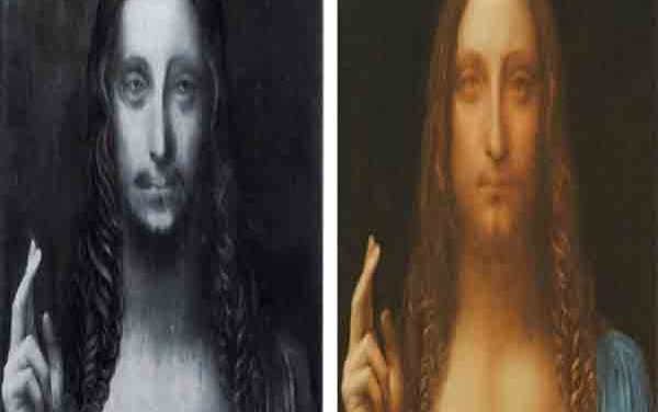 'Leonardo da Vinci artwork' sells for record $450m