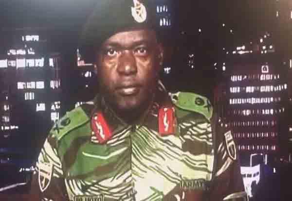 Zimbabwe army: 'We are targeting criminals'