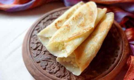 Try the recipe of sweet dish 'Pati Sapta'