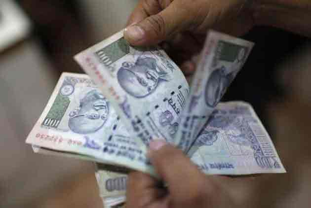 Indian rupee, bonds fall as retail inflation hits 15-month high