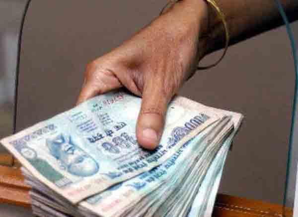 Indian rupee trading strong at 64.37