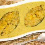 Bengali's favourite fish the delicious 'Sorsebata Ilish Mach'