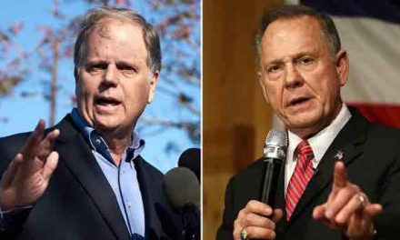 Democrats defeats Republican Roy Moore in Alabama race