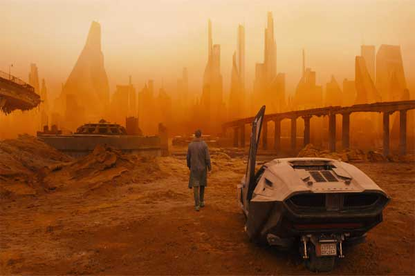 Blade Runner 2049 one of the top films in 2017