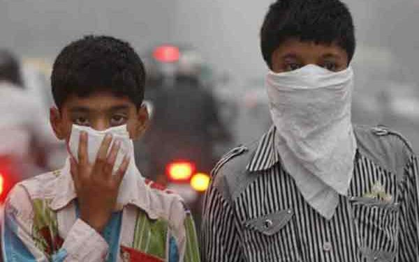 Delhi air pollution levels back to 'very poor' category