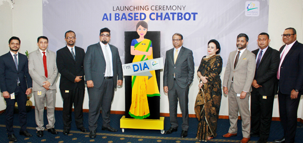 EBL launches Artificial Intelligence banking in Bangladesh