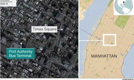New York attack suspect 'inspired by IS'