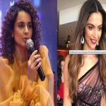 Kangana Ranaut refuses to support Deepika Padukone