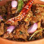 Prepare your favourite Dry Mutton dish