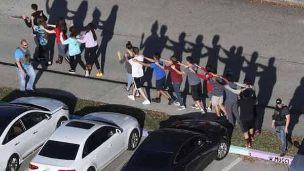 At least 17 dead in Florida high school attack