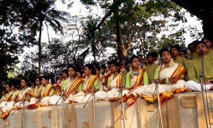Bangladesh celebrates Pahela Baishakh amid festivity