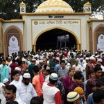 Eid-ul-Fitr being celebrated in Bangladesh
