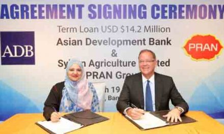 ADB signs deal with PRAN for inclusive agribusiness in Bangladesh